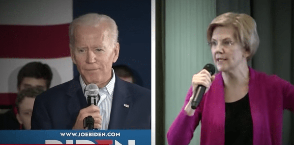 "Elizabeth Warren tells CNN Biden's denial of sexual assault allegations is ""credible and convincing"""