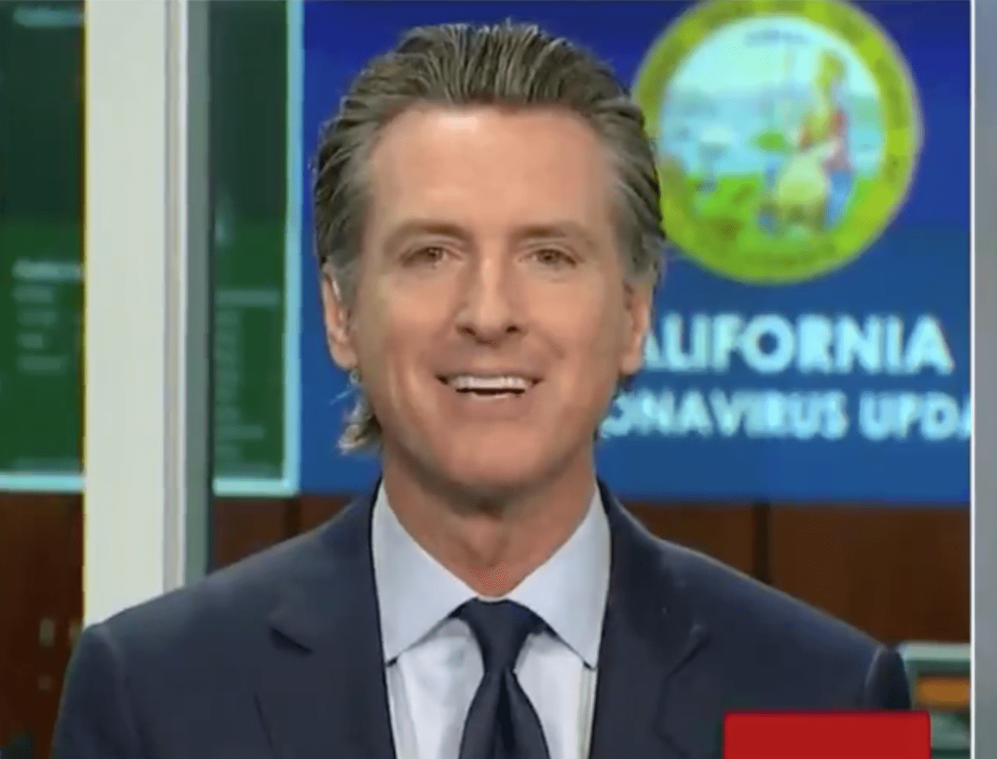 California governor: We need federal funds or emergency responders are the first to go