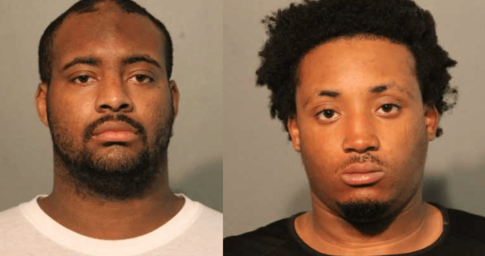 CHICAGO, IL – Two men and two juveniles were charged with the attempted robbery of an off-duty police sergeant that was alleged to have happened on May 20th. While the identities of the juveniles haven't be made public, one of the two adults alleged to be involved apparently has quite the criminal history.