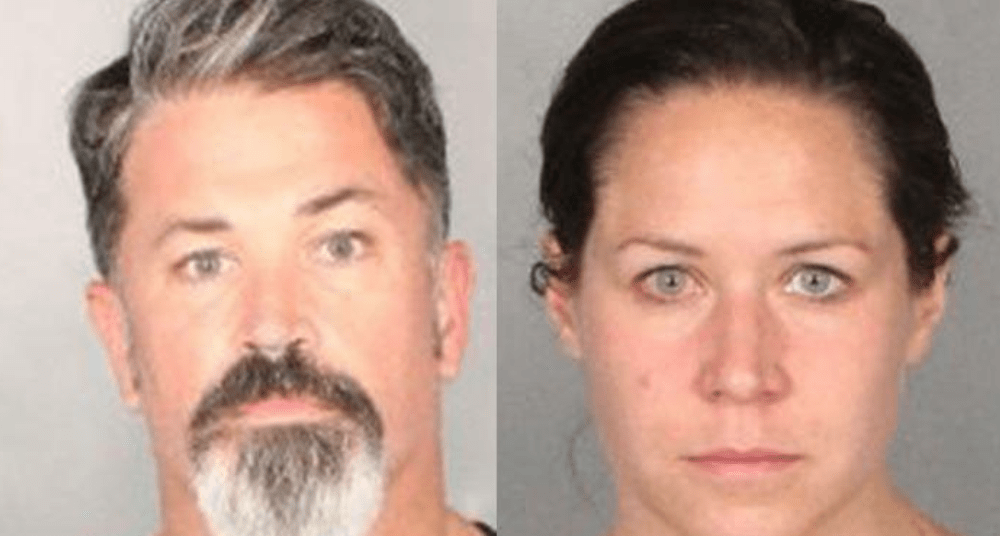 Undercover cop busts two Texas lawyers planning to murder the woman's ex husband