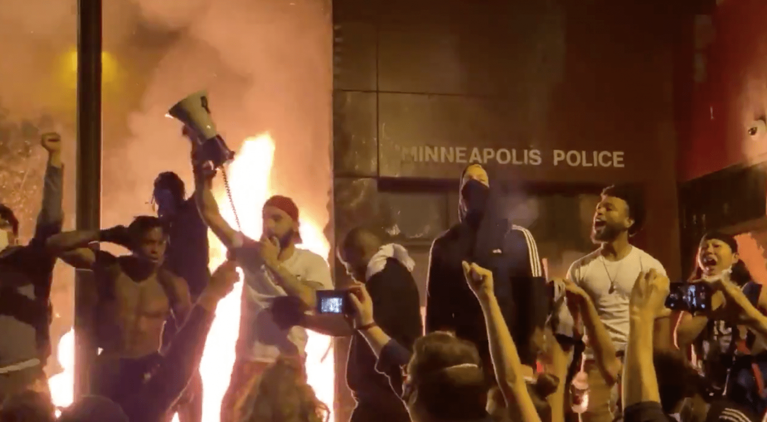 Biden campaign staffers donate to fund paying bail for rioters who have been arrested