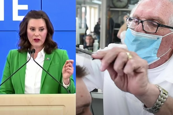 Michigan Supreme Court unanimously rules in favor of 77-Year-Old barber over Gov. Gretchen Whitmer