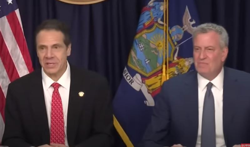 Federal Judge: Cuomo, de Blasio wrong to limit worship services while condoning mass protests