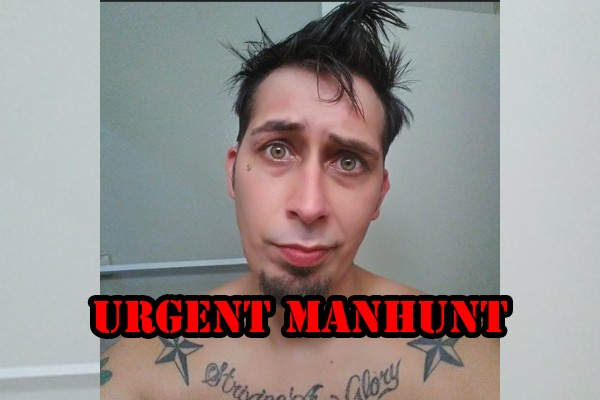 """Urgent manhunt underway for this man after two officers shot, fighting for their lives - """"He will have no problem shooting civilians"""""""