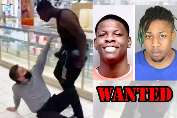 Wanted: Suspect facing criminal charges after viciously beating Macy's employee in 'unprovoked attack'