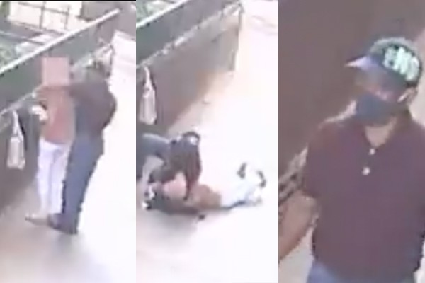 Horror: NYPD trying to identify man who choked and robbed elderly woman in broad daylight