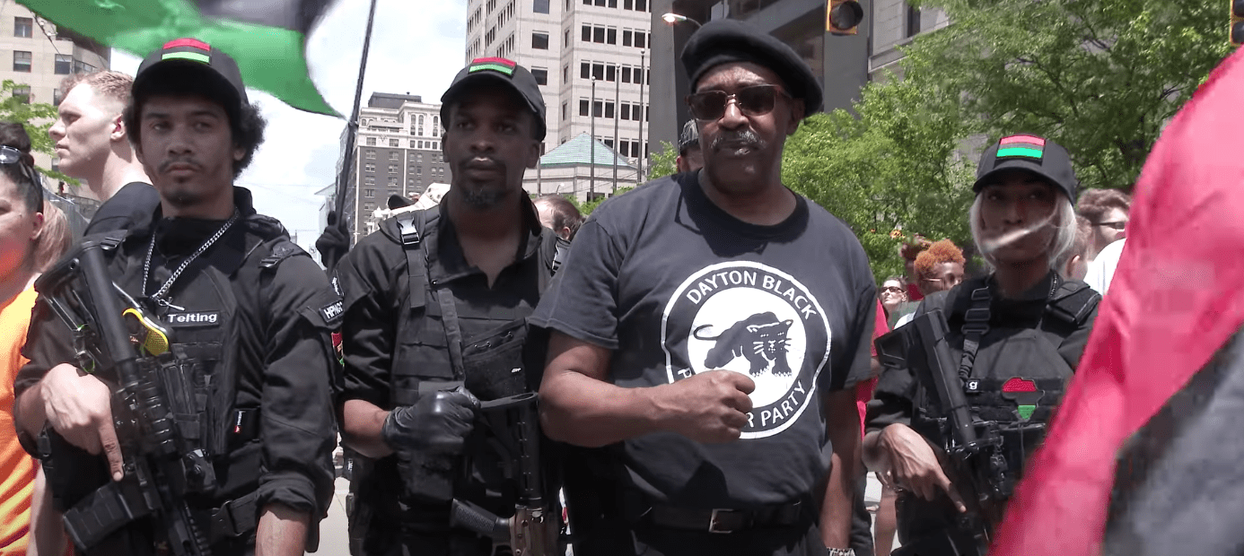 NY Leader: Black Lives Matter will launch armed 'peace officers' in 'war on police'