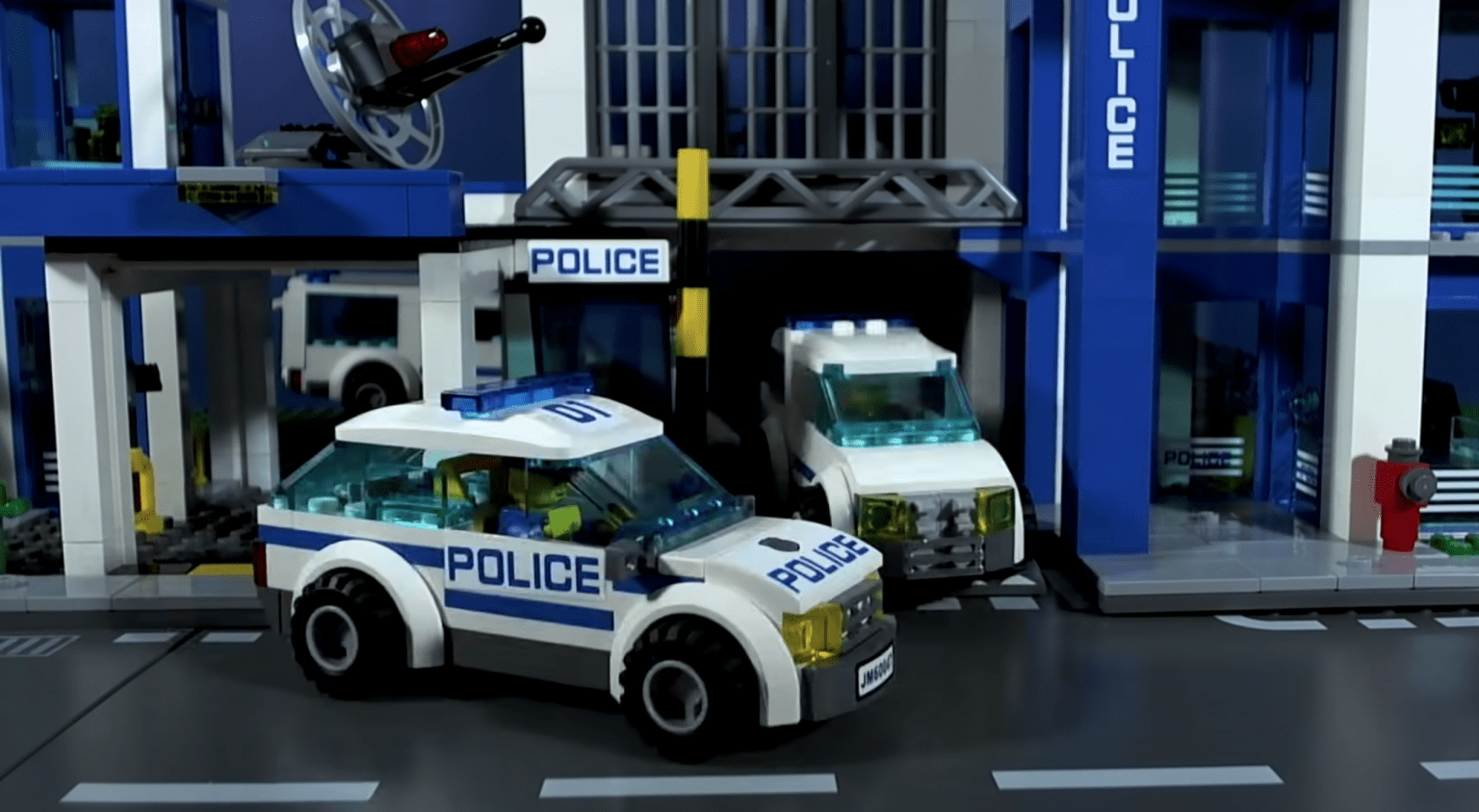 Lego gets slammed after marketing partner tells retailers to pull police-themed products from advertising