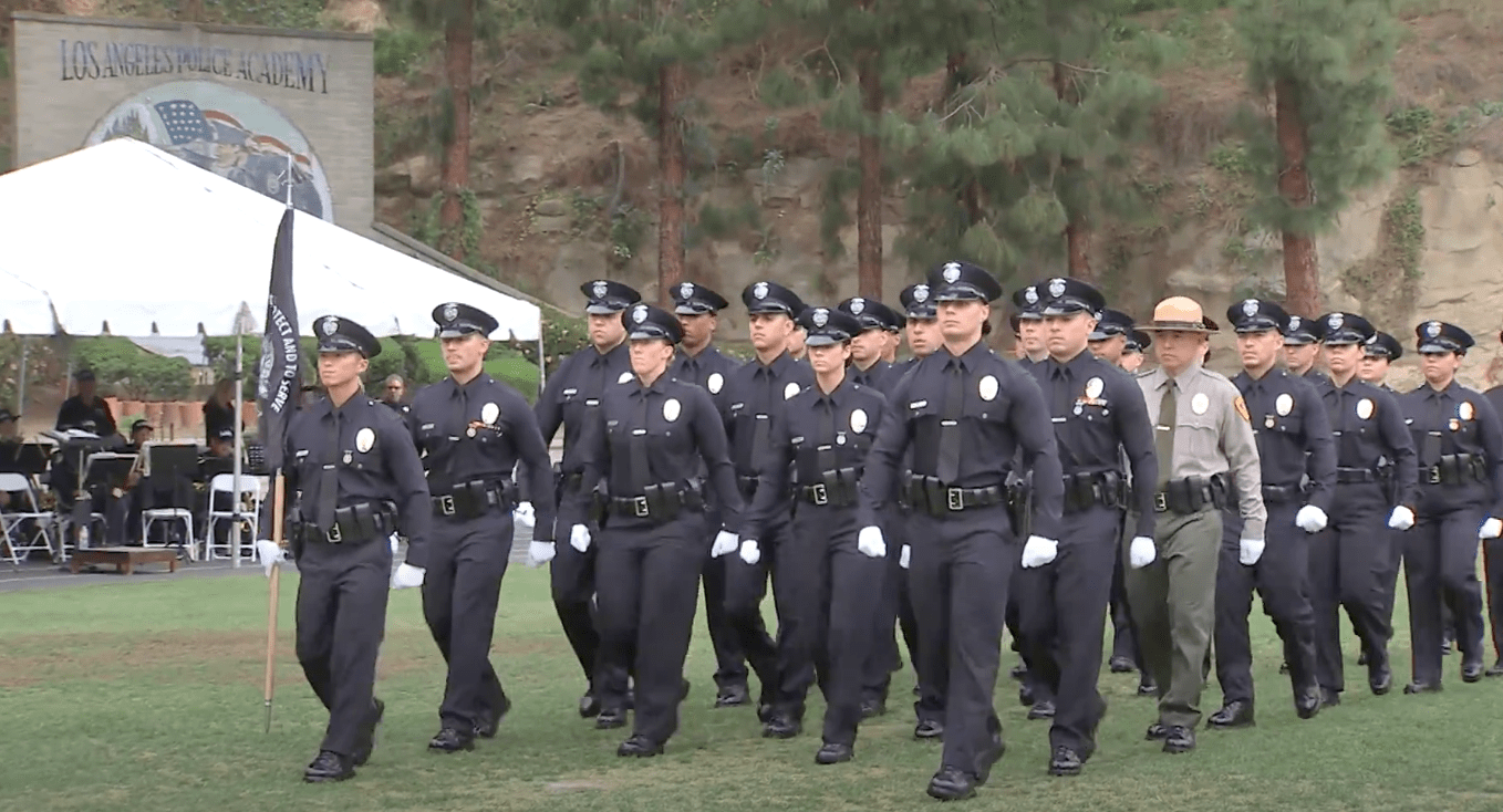 LA teachers union calls to remove police officers from entire school district