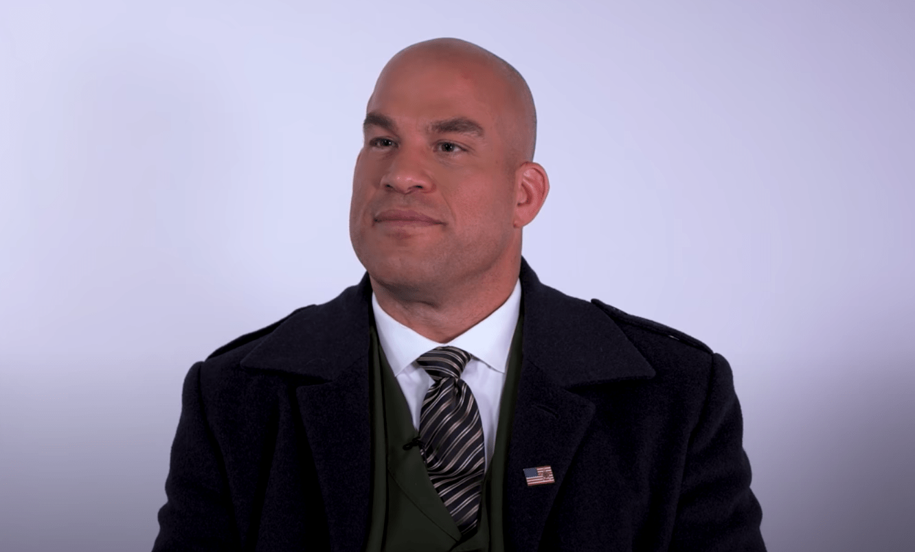 """UFC's Tito Ortiz vows to become a police officer after his last fight: """"Cops are the good guys."""""""