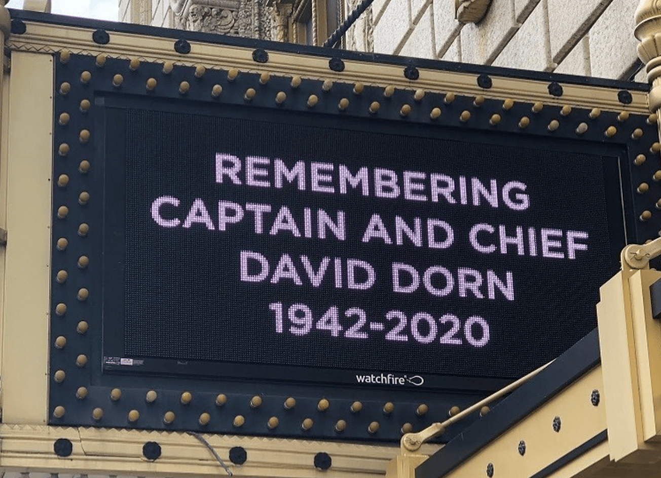 St. Louis Theater apologizes to the Black community after they celebrated a murdered, retired cop on their marquee (who was black).