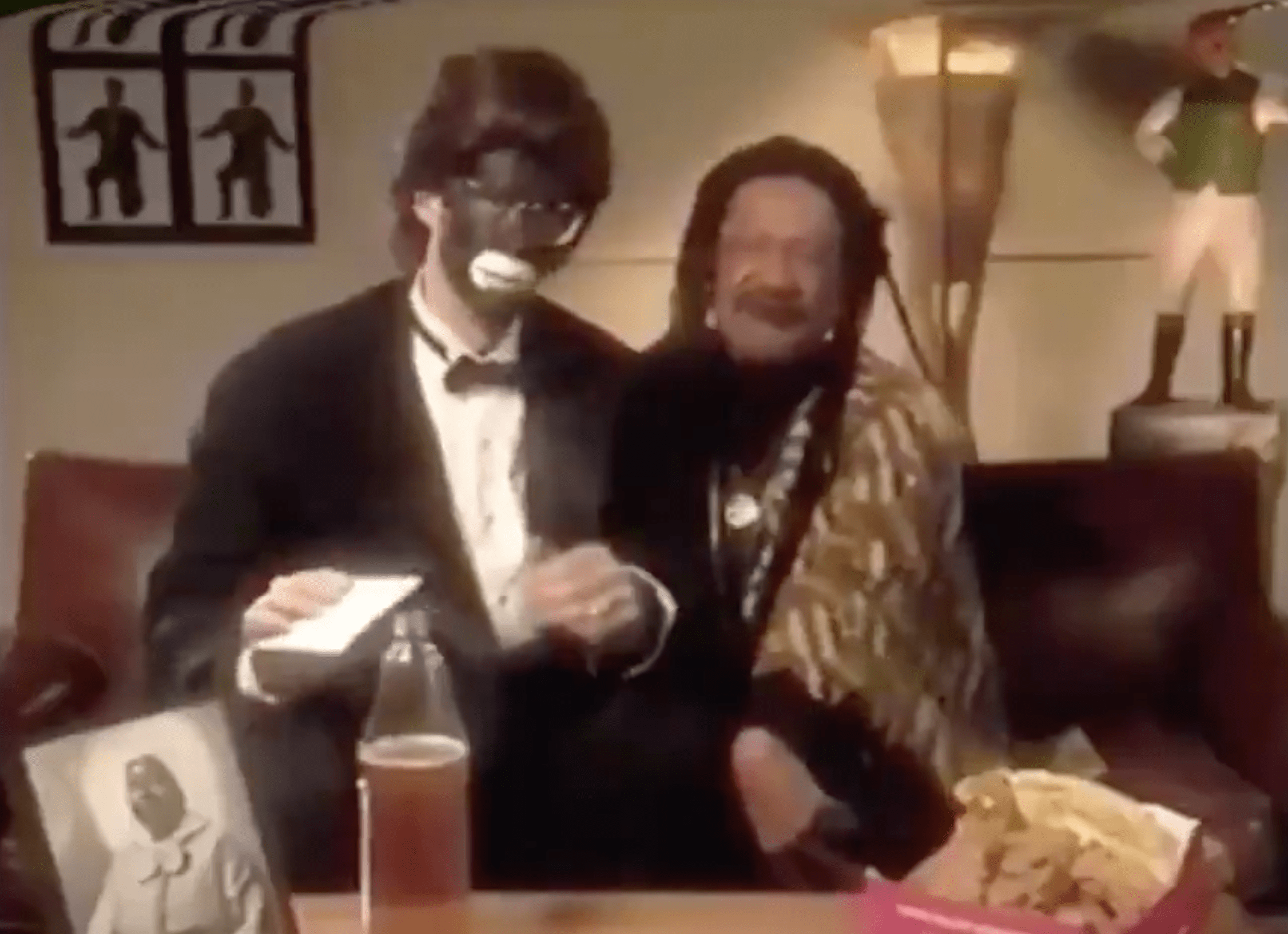 Howard Stern's 1994 blackface sketch resurfaces to haunt him