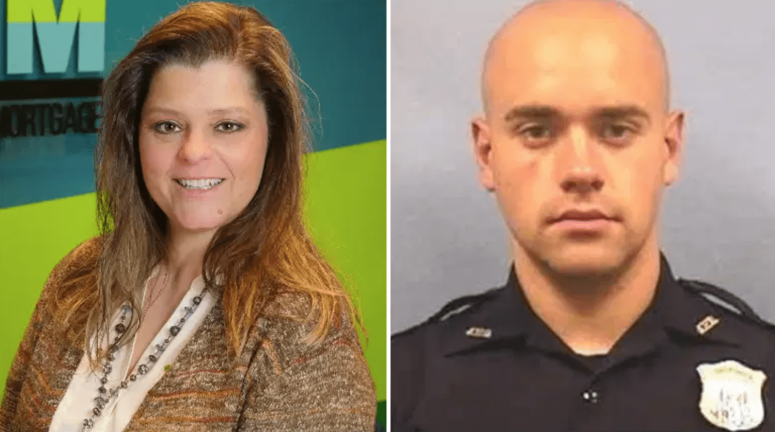Officer Rolfe's stepmother fired from her job after the District Attorney announced he's being charged