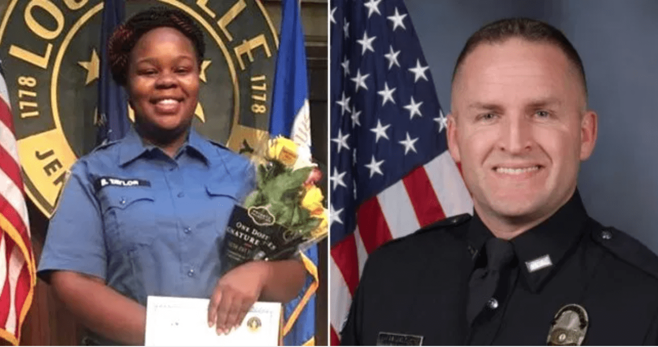 Louisville police detective will be fired over Breonna Taylor shooting