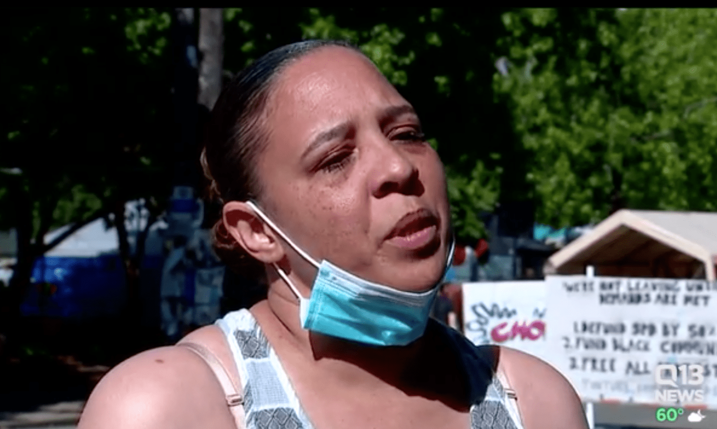 """Family of shooting victim demands accountability from 'CHOP' protesters: """"You guys let a black life go in your so-called Black Lives Matter protest."""""""