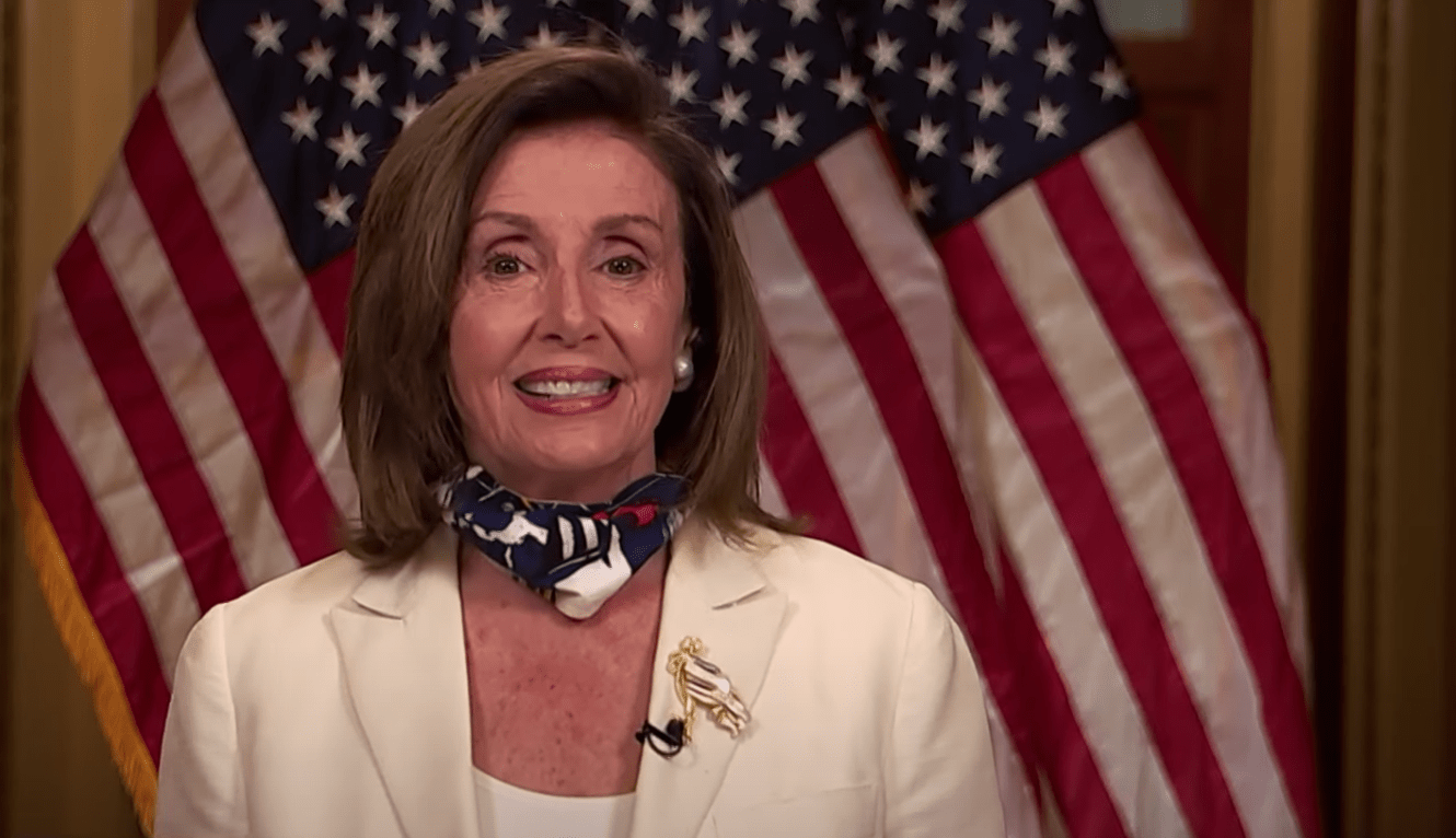 Pelosi on 'police reform' package: Republicans 'trying to get away with murder...of George Floyd'