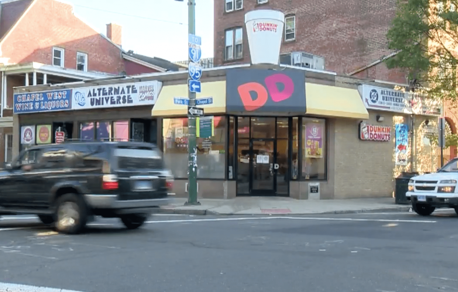 Connecticut officer reportedly denied service at Dunkin' Donuts while in uniform