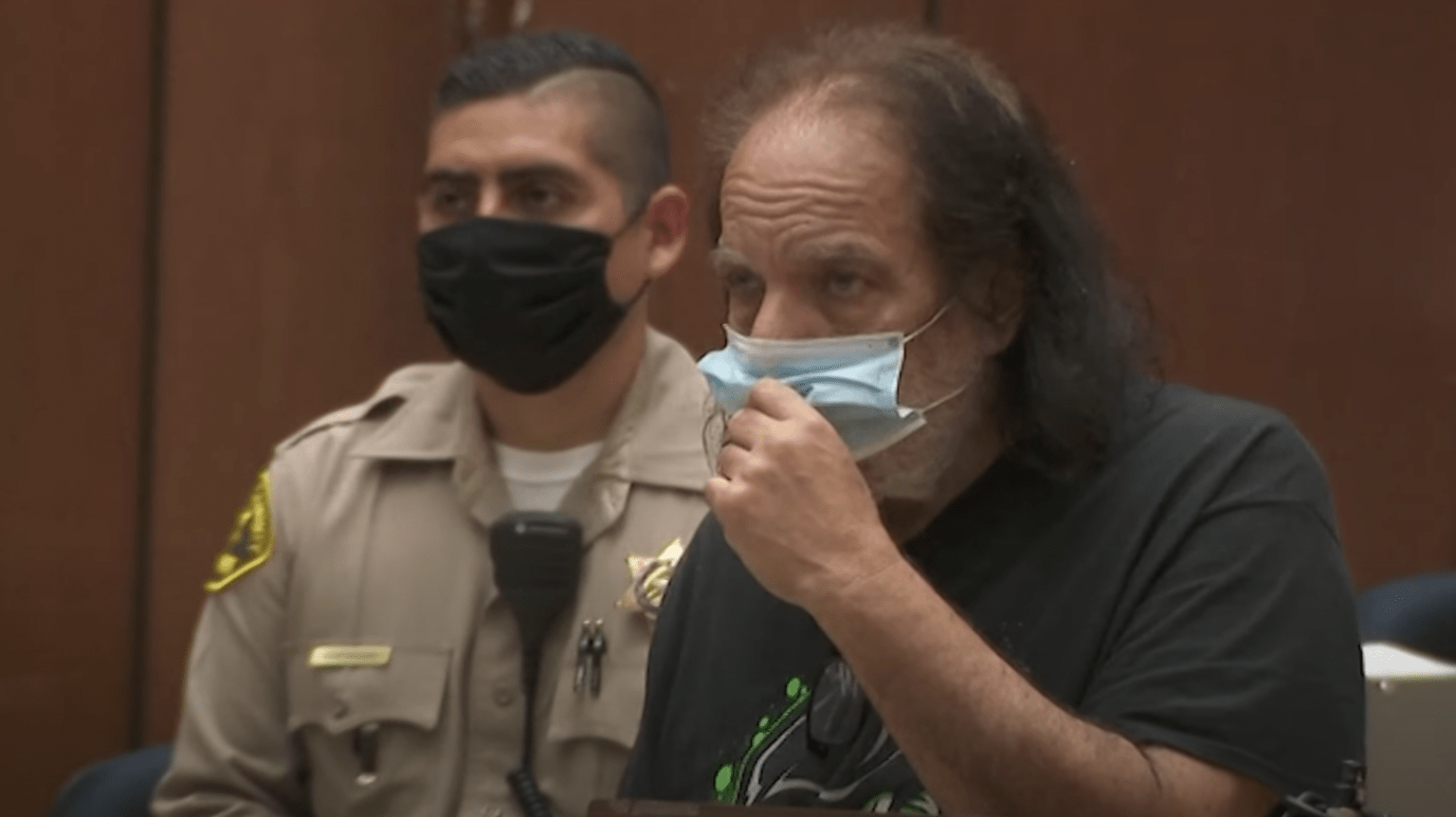 """Ron Jeremy accused of having sex with 87-year-old who """"could not consent"""", raping several others"""