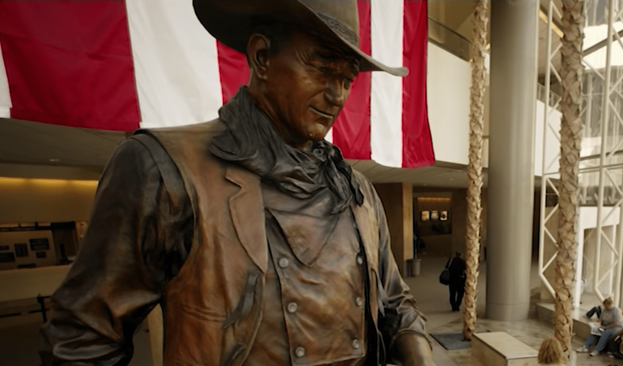 California Democrats demand John Wayne's name be removed from airport over interview from nearly 50 years ago