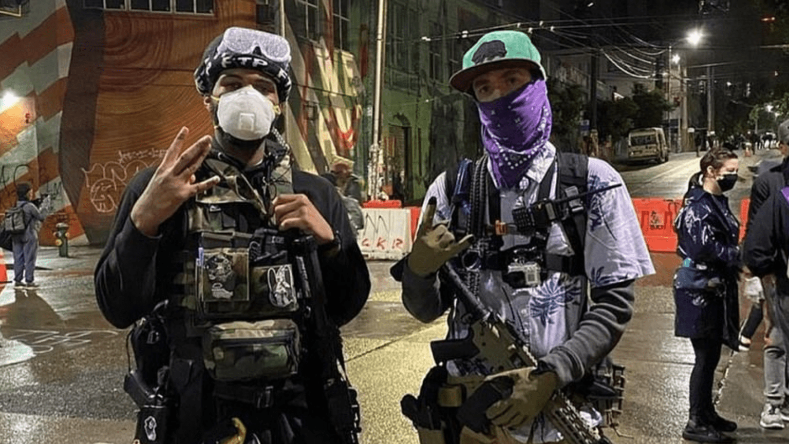 16 year old boy dead, 14 year old in critical condition after two shootings by protestors inside Seattle's 'autonomous zone'