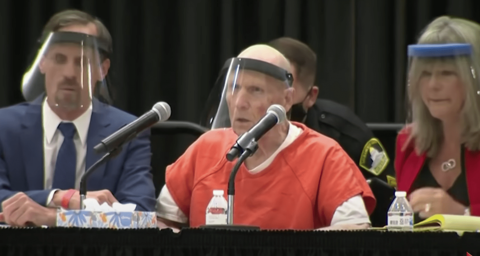He's pleading guilty to more than a dozen murders, rapes, break-ins and more. 'Real life version of Hannibal Lecter.'