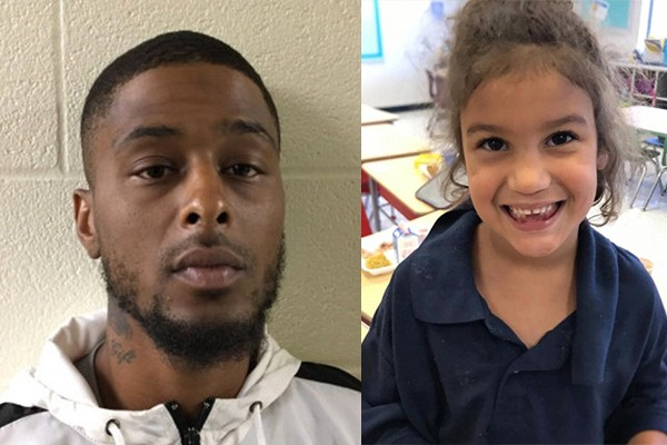Police: Man shot 7-year-old girl in the head, murdering her, three hours after his release from jail