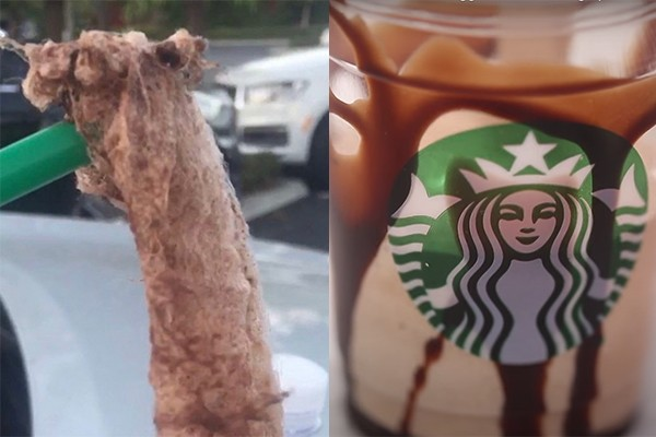 Report: LAPD officer finds tampon in Starbucks drink after using police union debit card to pay