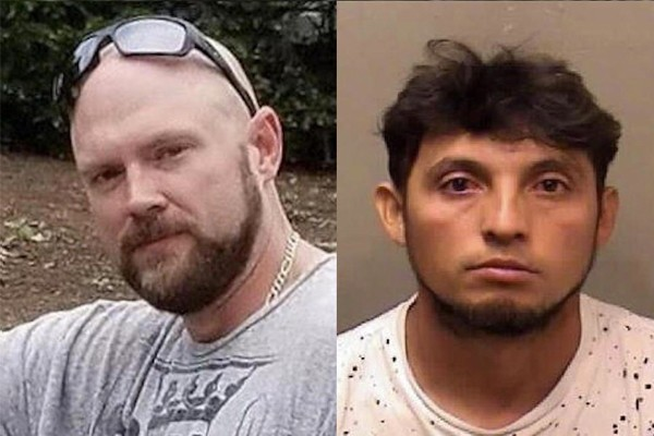 Illegal immigrant was ordered deported twice then killed father of two sentenced to only seven years in prison