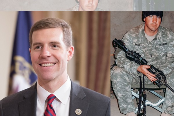 Democratic spokesman appears to tell decorated combat veteran to burn in hell and die