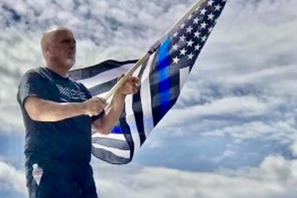 Pro-police coffee shop attacked in Colorado - so the owner responds with a huge Back the Blue rally