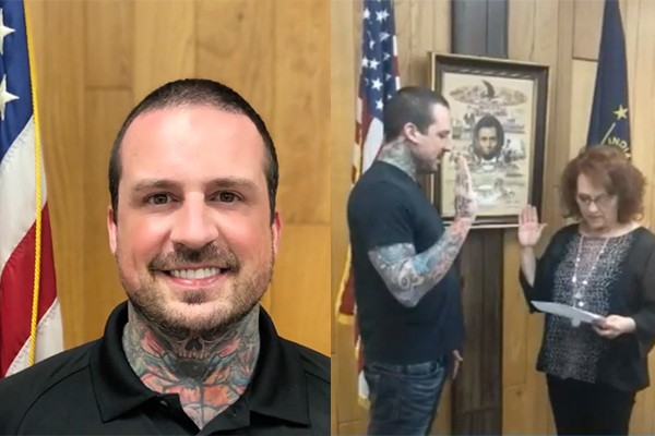 Pro-police Jeremy Spencer of Five Finger Death Punch opens up to LET about his struggle with addiction