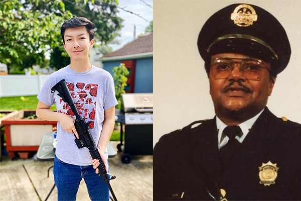 Fordham student on probation after posting photo of fallen officer and a tribute to Tiananmen Square.