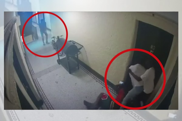 Watch: NYPD releases footage of gunmen opening fire on three men as shootings spike in New York City
