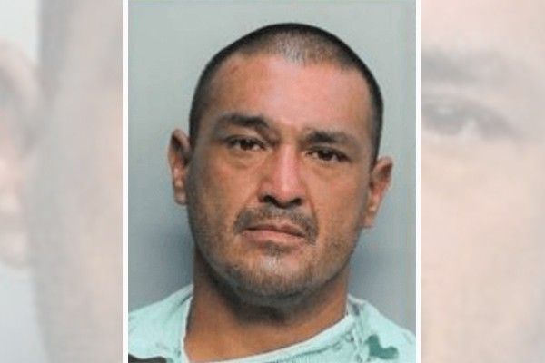 Florida man arrested after police say he locked his elderly mother in the closet and lit the house on fire