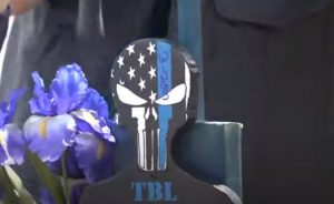 """Fourth officer, member of Thin Blue Line Motorcycle Club has died, killed by illegal """"immigrant"""""""