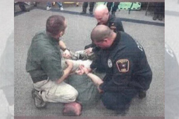 Report: Minneapolis Police Department training materials show knee-to-neck restraint similar to the one used on Floyd