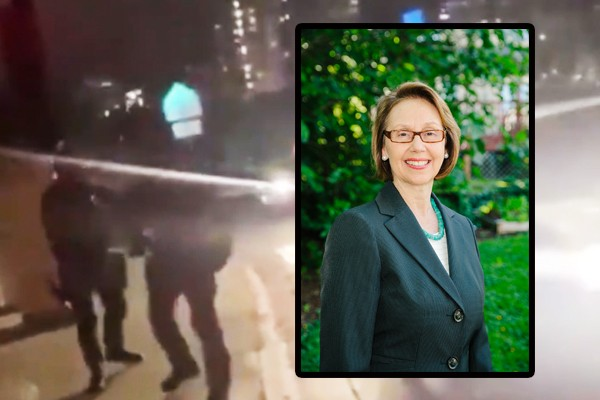 Oregon attorney general uses video footage of arrest in San Diego to 'prove' feds arresting protestors in Portland