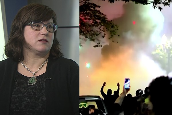 Portland city commissioner: Police not allowed to work with the federal agents deployed to protect the city