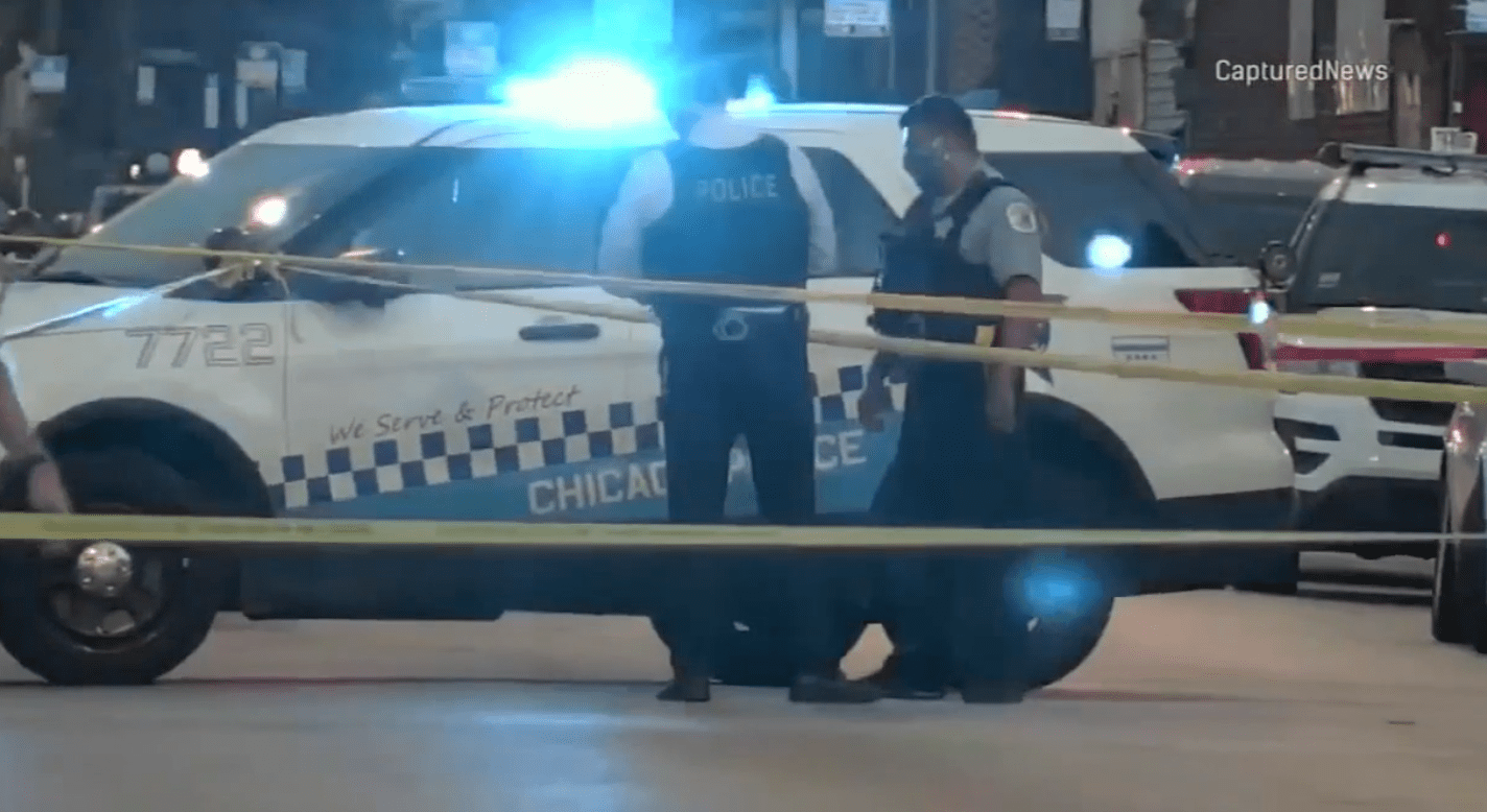 Gun-controlled Chicago: 3-year-old girl shot in the chest while playing in her front yard