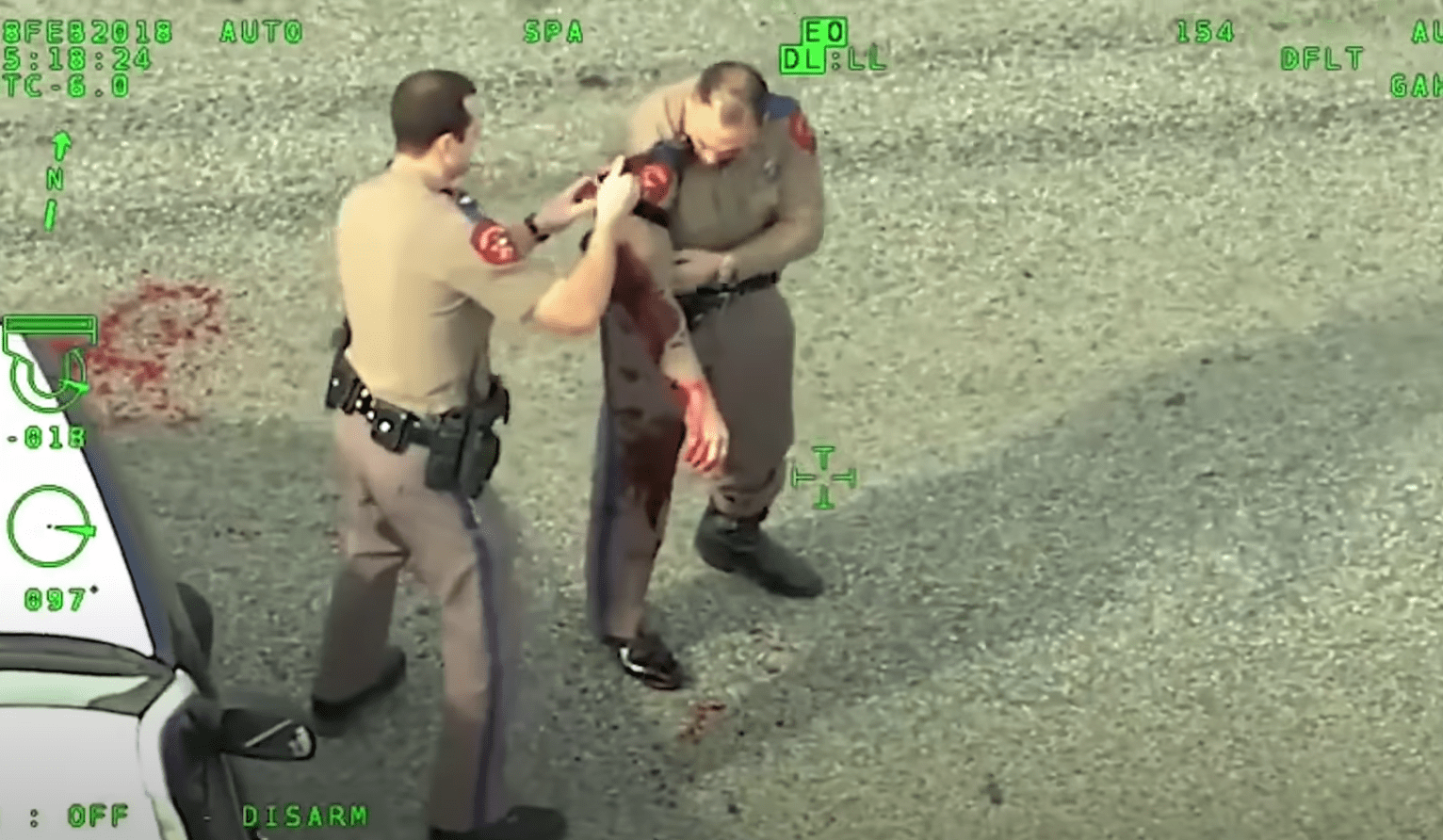 It's a felony to assault a police officer. Virginia lawmakers are trying to change that - and much more.