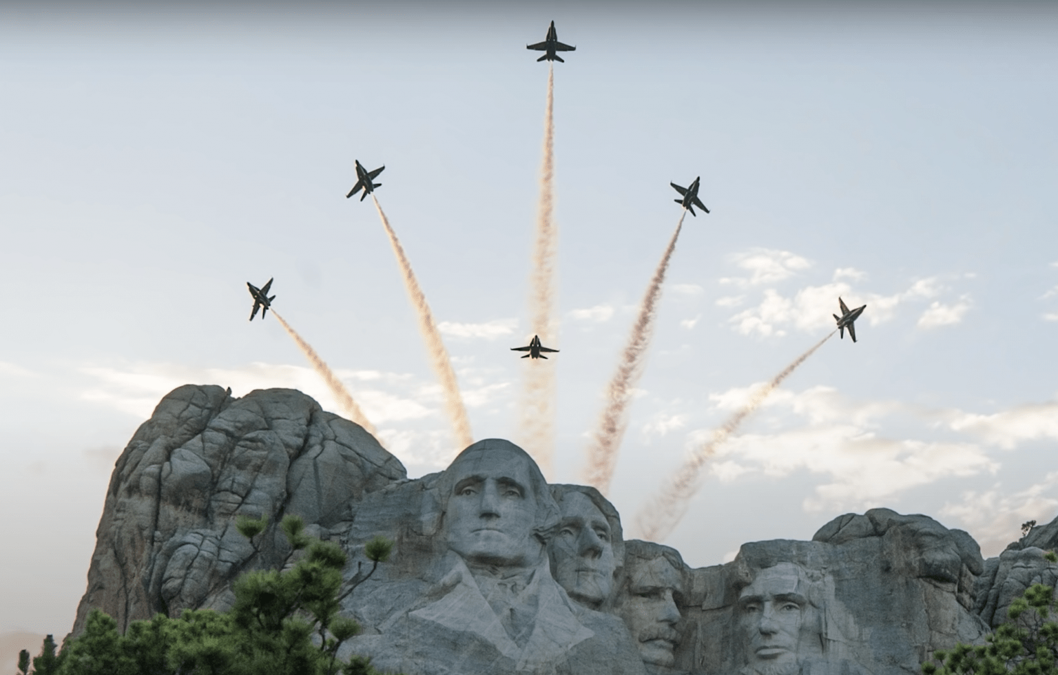 Poll reveals most Americans want Mt. Rushmore left untouched, including majority of Democrats