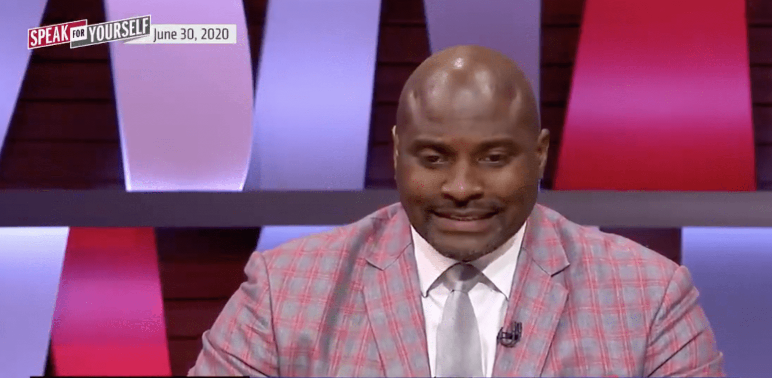 "Marcellus Wiley: NBA painting ""Black Lives Matter"" on courts when season resumes is ""not a good idea"""
