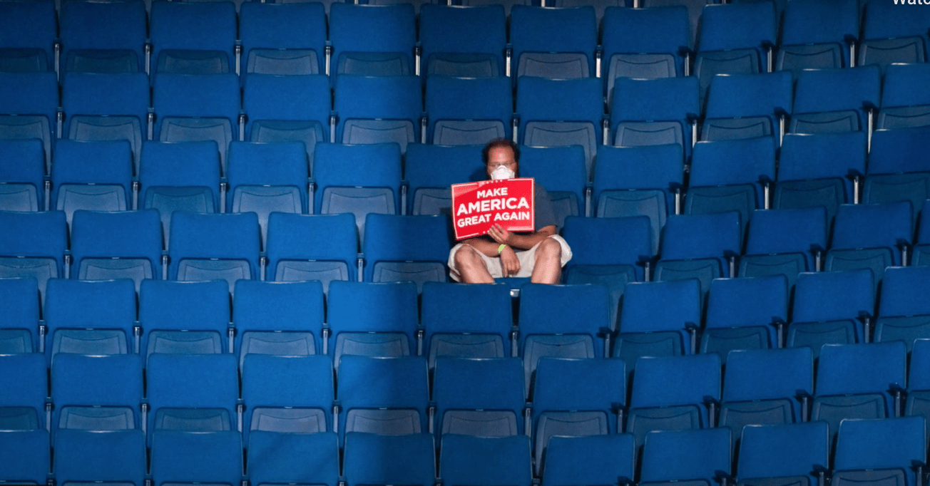 Desperation: Democrats brag about reserving tickets to Trumps New Hampshire rally to make the place look empty. (Op-ed)