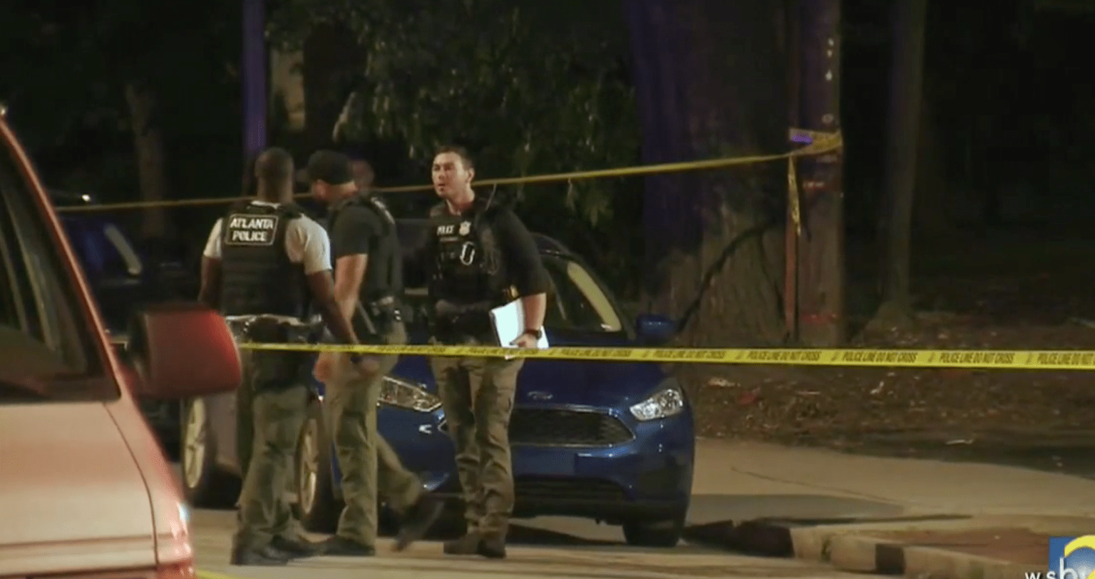 Nine-year-old child, two others hospitalized after shooting in Atlanta - where's the outrage?