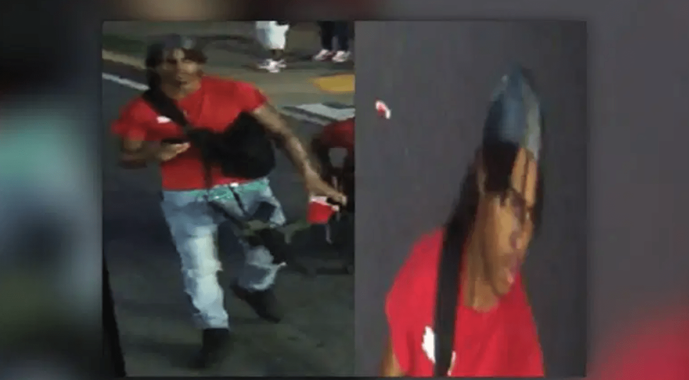 Find him! Police release new images of 'person of interest' in murder of 8 year old girl