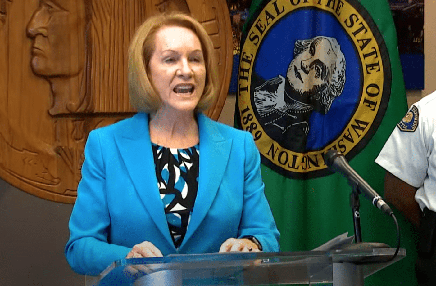 Washington judge approves petition for recall election of Democrat Seattle Mayor Jenny Durkan