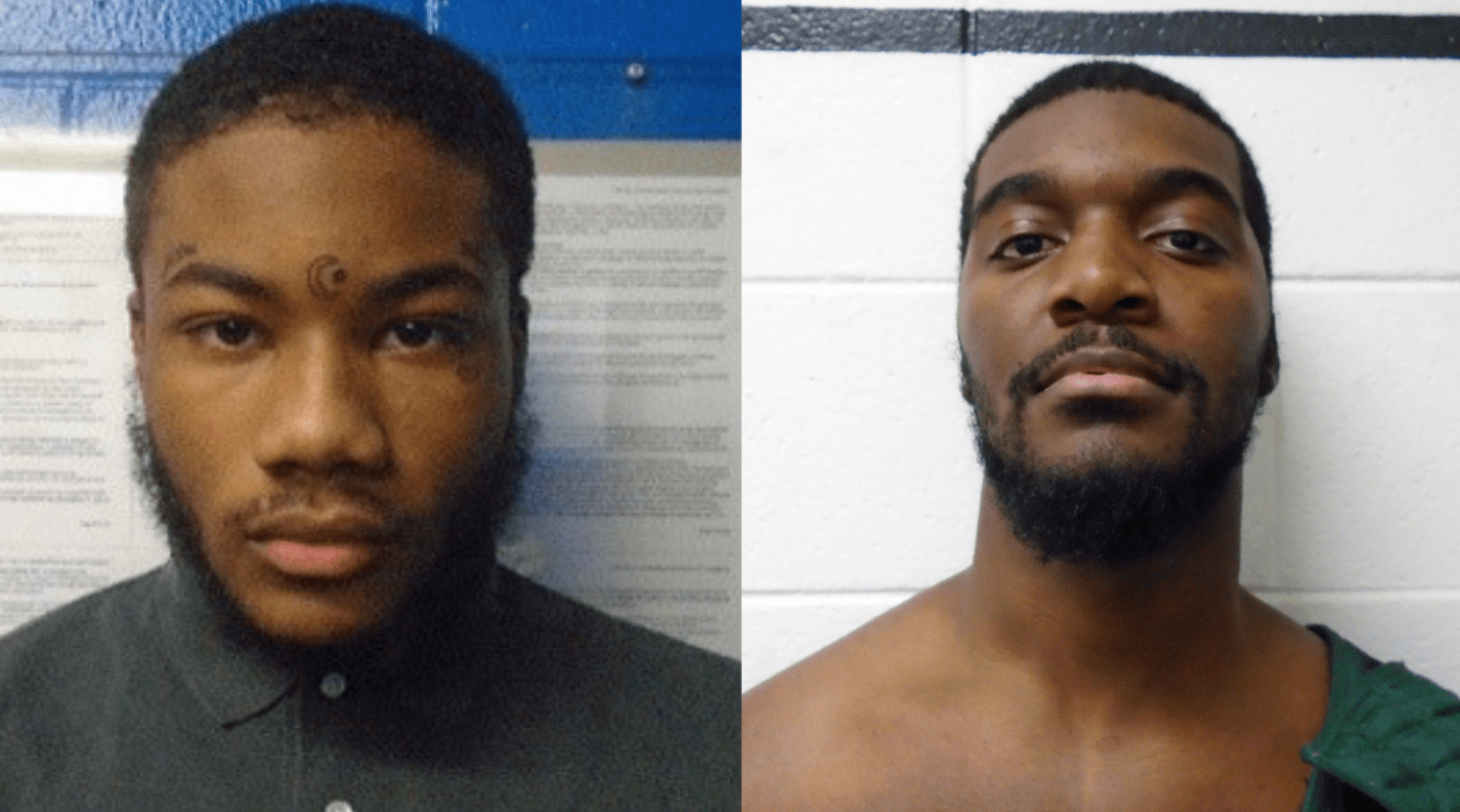Two inmates, including convicted killer, choke out security guard and escape from juvenile detention center