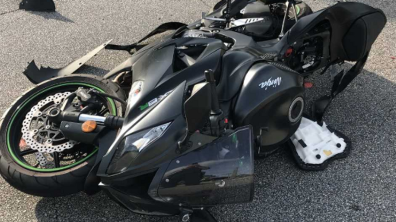 Report: Florida counts a motorcycle crash fatality as a virus-related death - 'could have caused him to crash'
