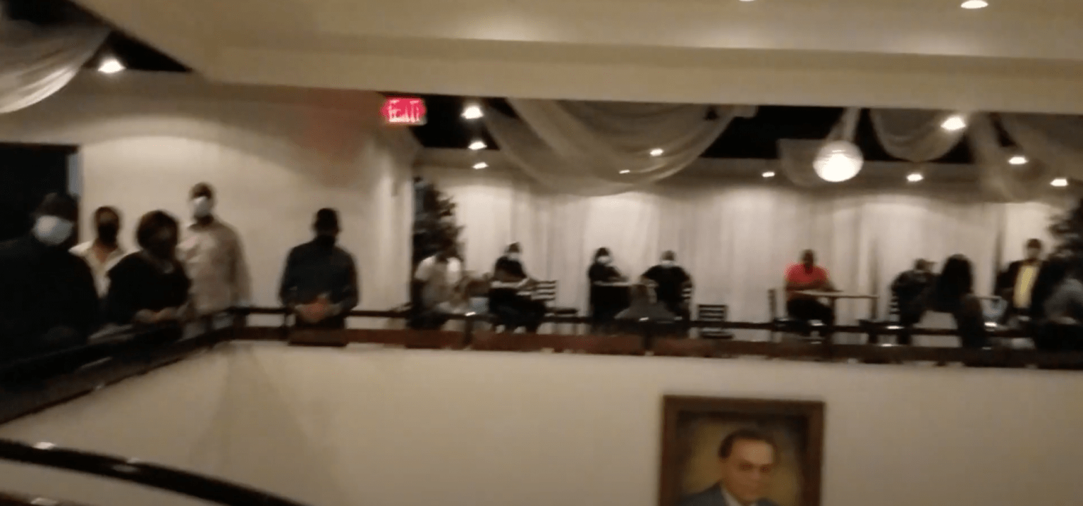Broward County democrat mayor breaks his own order, attends fundraiser with many more than 10 people