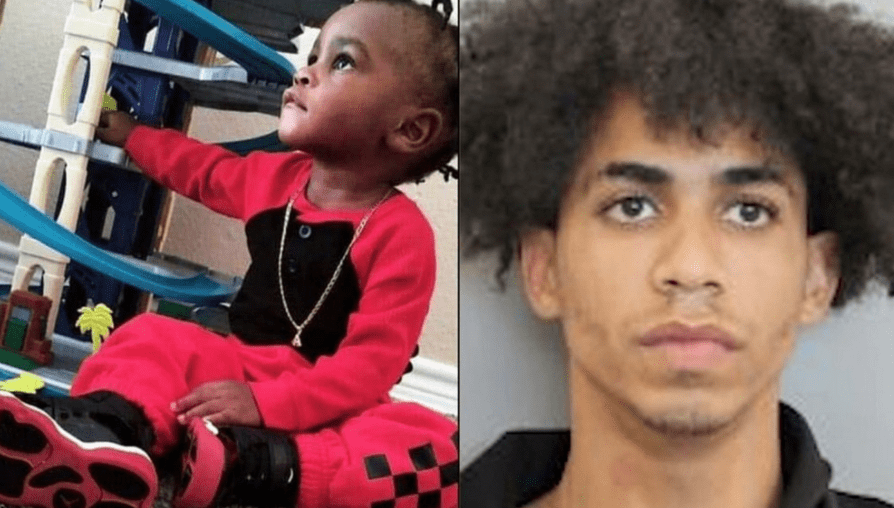 Deputies arrest man who they say beat his two-year-old to death - because potty training wasn't going well